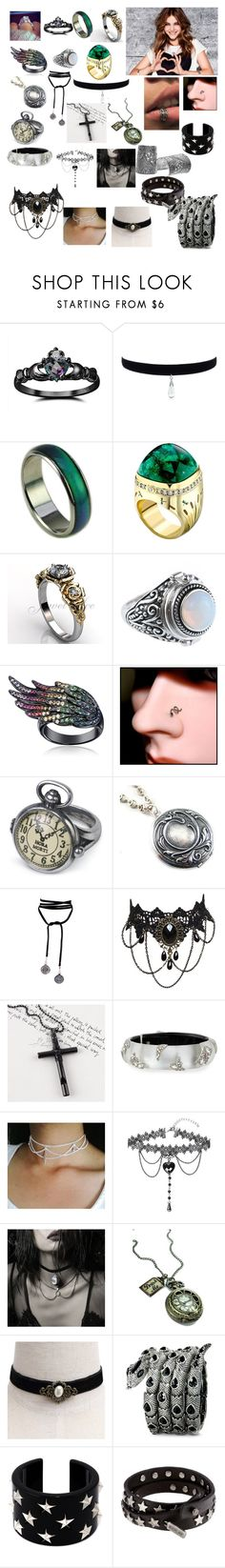 """Joyas de Zatanna"" by ryanisobelle on Polyvore featuring moda, Justin Bieber, Fidelity, Theo Fennell, Verragio, AS29, Trend Cool, Alexis Bittar, REGALROSE y RED Valentino"
