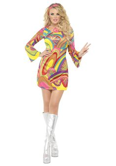 70's Costumes - Mens and Womens 70s Costumes