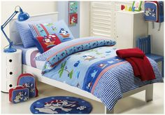 Best Pirate Bedding Sets and Pirate Comforter Sets! We have pirate themed bedding, comforters, quilts, and duvet covers for your nautical bedding. Boys Nautical Bedroom, Nautical Bedding, Kids Bedroom, Crib Bedding, Linen Bedding, Bedroom Themes, Bedroom Decor, Bedroom Ideas, Bedrooms