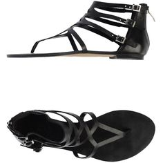 c009400ad Vince Camuto Thong Sandal ( 102) ❤ liked on Polyvore featuring shoes