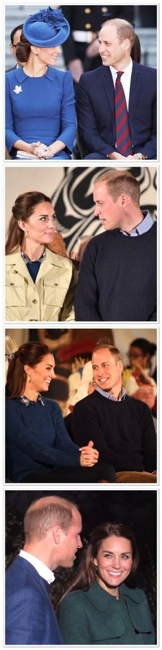 """I'm very, very lucky. He looks after me as much as possible"" ♡♡ - The Duchess of Cambridge"