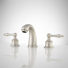 Grateau Widespread Bathroom Faucet
