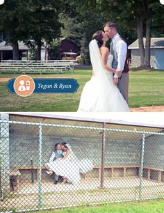 <3 I want a pic like this! either on our wedding day or an engagement pic