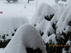 """#WinterinCT"" "" #CenterofCT"".......... Winter in Ct photo Contest... Mounds of Snow."