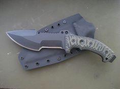 MBB Tracker Knife