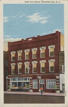 Hotel Fort Macon, Morehead City NC