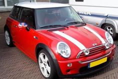 Buy a red mini cooper