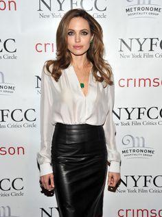 Анджелина Джоли: Благородная Классика - Fresh - Свежий взгляд на стиль