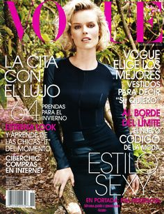 Vogue Latinoamerica 11/2010 Model: Eva Herzigova Photographer: Marcin Tyszka Scanned By me 4: Moda Scans