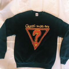 Retro Guess  ? USA 🇺🇸 Made Marciano Crew neck Sweatshirt  Vintage Urban Pullov #GUESS #SweatshirtCrew