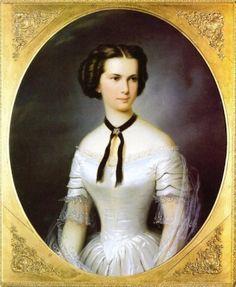 Elisabeth, impératrice d'Autriche, reine de Hongrie