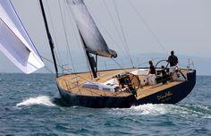 Solaris 58 Sailing off Trieste