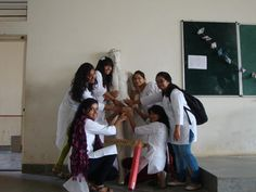 And that's how we roll :P  by Nandita Natesh