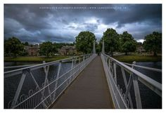 Infirmary Bridge , Inverness
