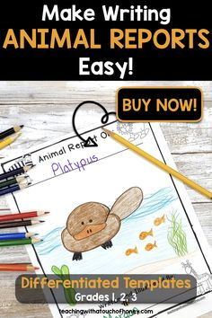 Available to buy on SendOwl Science Topics, Teaching Science, Science Activities, Spring Activities, Science Ideas, Informative Writing, Informational Writing, Writing Center Kindergarten, Kids Writing