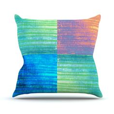 C BatikThrow Pillow