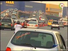 Nuria Piera Presenta: Aumento Del Parque Vehicular Y Caos En El Tránsito #Video
