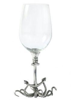 octupus glass!