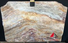 Nacardo Quartzite !!! #QualityStones #marble #granite #quartz #quartzite #kitchen #countertop #project #qualitystones.com Quartzite Countertops, Granite, Marble Quartz, Natural Stones, Kitchen, Cooking, Kitchens, Cucina, Stove