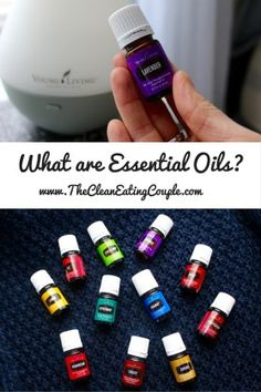 What are essential oils? | The Clean Eating Couple