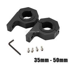 $19.99 (Buy here: https://alitems.com/g/1e8d114494ebda23ff8b16525dc3e8/?i=5&ulp=https%3A%2F%2Fwww.aliexpress.com%2Fitem%2FA-pair-of-35mm-50mm-Bull-Bar-Clamps-Mount-Bracket-Black-Aluminum-Fit-Round-Tube-Roll%2F32369286824.html ) Aluminum Mount Clamps Bracket Fit Bull Bar Round Tube Roll Cage Car Bumper Light Bar 35mm - 50mm for just $19.99