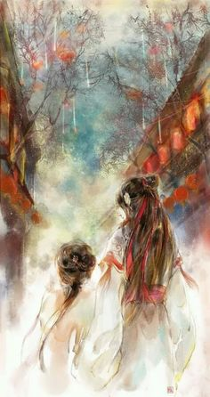 古风来自雨色嫣然的图片分享-堆糖;