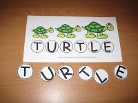 I'm please to present my Letter T activities, this week we're having fun with Turtles! Enjoy! Note: As always, I print on white cardstock, laminate, cut and store in zip-lock baggies. I use sandwich and snack size to store the little pieces once they are cut, then store all the Letter T stuff in one file folder. Ready? Here we…
