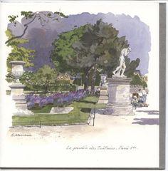PO 48 - Jardin des Tuileries