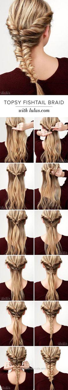 Terrific 12-Step-By-Step-Summer-Hairstyle-Braids-Tutorials-2016-1 The post 12-Step-By-Step-Summer-Hairstyle-Braids-Tutorials-2016-1… appeared first on 99Haircuts .