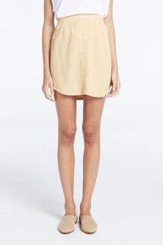 Full Sun Skirt - Camel