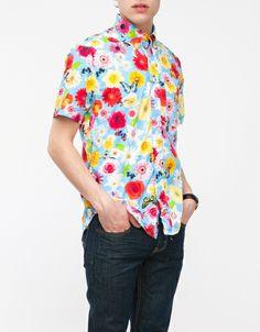 La Flor, Gitman Brothers Vintage Slim Fit, Spring/Summer 2014