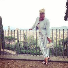 Claire Sulmers' fashion Instagram photos