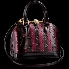 Louis Vuitton don't love the shape but the strips are awesome!!