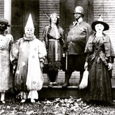 Hows this for Throw Back Thursdays? Which one of these old costumes is your favorite? #HauntedElementary #HauntedHouse #saginawmi #Bridgeport #Detroit #Michigan #Saginaw #scary #costume