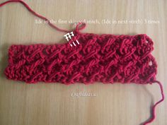 crochet easy cable