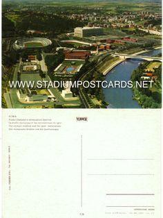 € 0,90 - code : ITA-040 - Roma - Olimpico - stadium postcard cartolina stadio carte stade estadio tarjeta postal