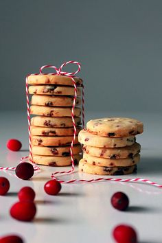 Dried Cranberry Shortbread Cookie Tasty Kitchen: A Happy Recipe Community! Holiday Cookie Recipes, Holiday Cookies, Holiday Treats, Cranberry Shortbread Cookies, Shortbread Biscuits, Delicious Desserts, Dessert Recipes, Bar Recipes, Chocolate Mousse Recipe