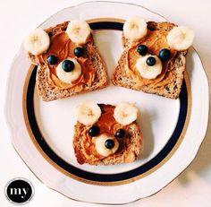 Bärchen Toast