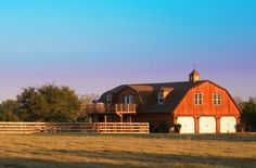 Barn Living Pole Quarter With Metal Buildings | ... pole barns - metal roofing - wood homes - barn builder - nationwide
