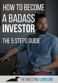 How to become a badass investor in 5 steps - Stock Investing - Ideas of Stock Investing - Yo! So you want to start investing in the stock market but you dont know how to do it? I have 5 steps to help you become a badass investor Stock Market Investing, Investing In Stocks, Investing Money, Saving Money, Trade Finance, Finance Tips, Finance Business, Stock Market For Beginners, How To Make Money