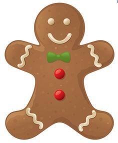 The Recipe Resource: MEWS free Gingerbread Men