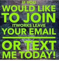 Visit www.crystalchristman.com For more information or to order this amazing it works product!! If you want you can even sign up on my webpage to become a distributor and make YOUR own $ money $!!!! It's changing lives!! 417-225-8781
