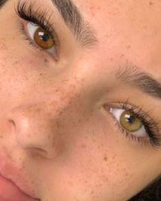 Aesthetic Eyes, Aesthetic Makeup, Aesthetic Girl, Brown Aesthetic, Cute Makeup, Pretty Makeup, Pretty Eyes, Beautiful Eyes, Makeup Inspo