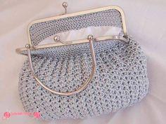 Bolso de fiesta Silver Bag (2)