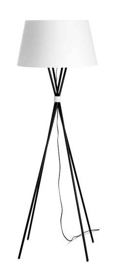 Bo Concept standing tripod lamps