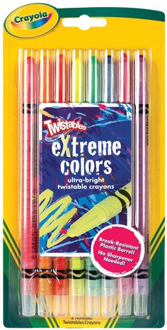 91 best crayola crayons images on pinterest in 2018 colored