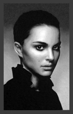Natalie Portman by Dan Gagen on ARTwanted