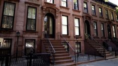 Film Character Moves Into Beautiful Brooklyn Brownstone After Getting Dream Publishing Job-The Onion-America's Finest News Source
