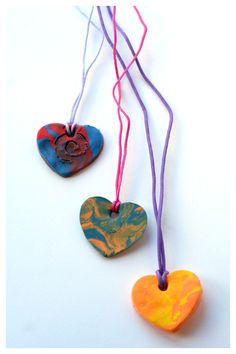 Heart Pendant Necklaces for valentines day