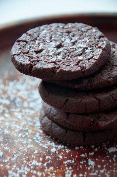 Knusprig, mürbe, schokoladig, salzig - eine Geschmacksexplosion.